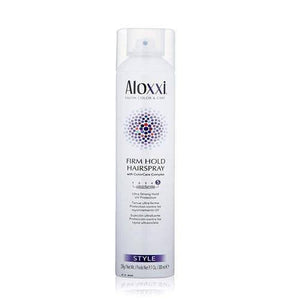 Aloxxi Firm Hold Hairspray 9.1 Oz