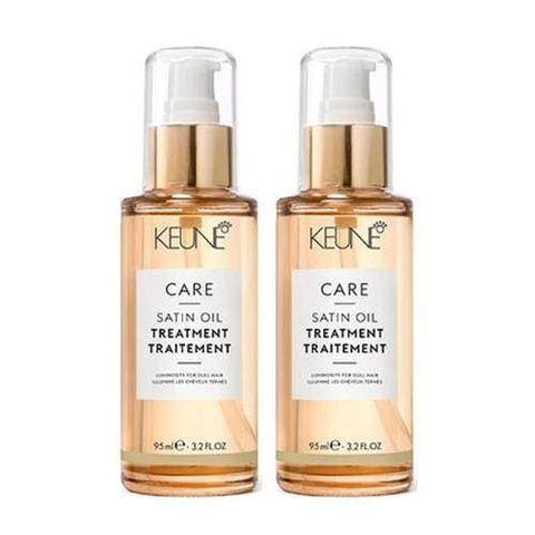 Keune Care Satin Oil Treatment 3.2 Pack of 2