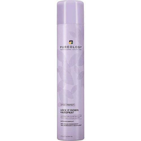 Pureology Style + Protect Lock It Down Hairspray 366 Ml / 11 oz