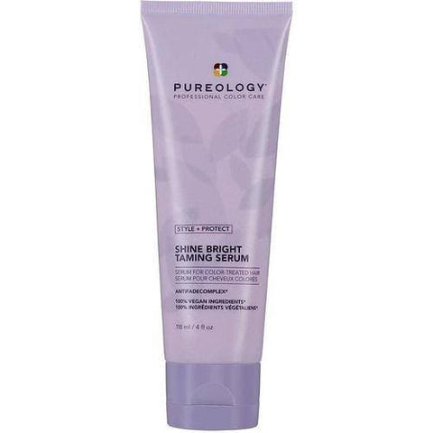 Pureology Style + Protect Shine Bright Taming Serum 4.0 oz/118ml