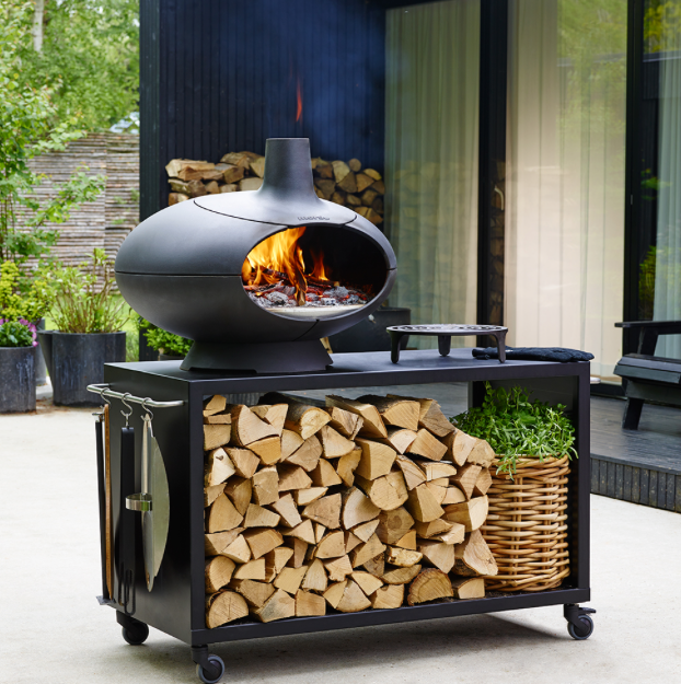 MORSØ GARDEN OUTDOOR TABLE HEATINGANDBBQ MORSO - OSMEN OUTDOOR FURNITURE-Sydney Metro Free Delivery