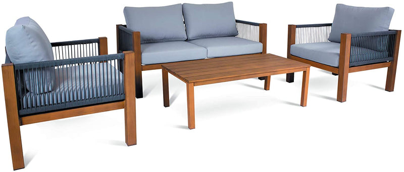 BAHAMAS 4pc Lounge Set