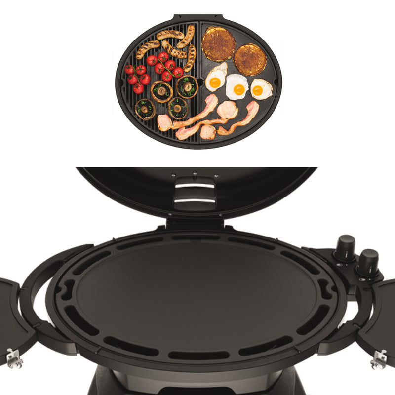 BIGG BUGG AMBER MOBILE BARBECUE HEATINGANDBBQ Beefeater - OSMEN OUTDOOR FURNITURE-Sydney Metro Free Delivery