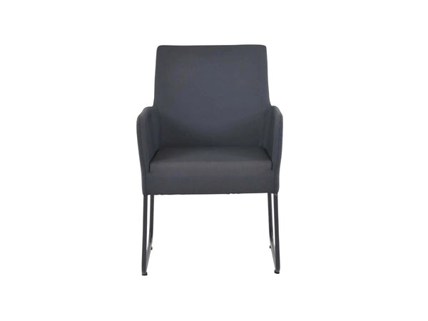 Perla Premium Soltex Fabric Carver Chair- All weather