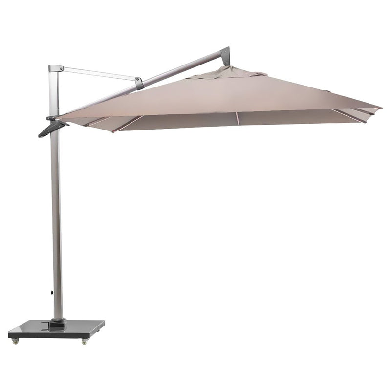 CAPRI Outdoor Cantilever Umbrella 3x3M with Base