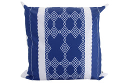 NF Outdoor Cushions - Fergus Blue