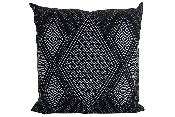 Outdoor Cushions - Highlands Black