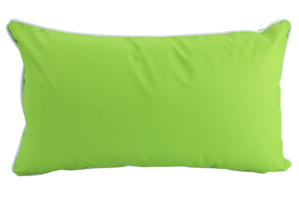 Outdoor Cushions - Lime Basic 30 x 50