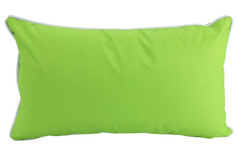 NF Outdoor Cushions - Lime Basic 30 x 50