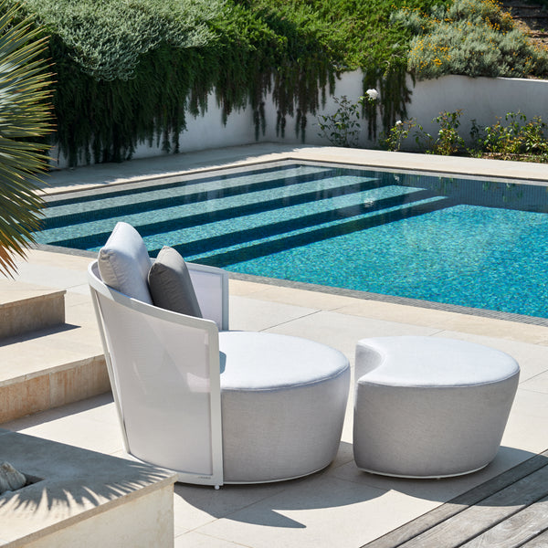 CIELO Lounge 2PC Kit/Set - OSMEN OUTDOOR FURNITURE-Sydney Metro Free Delivery
