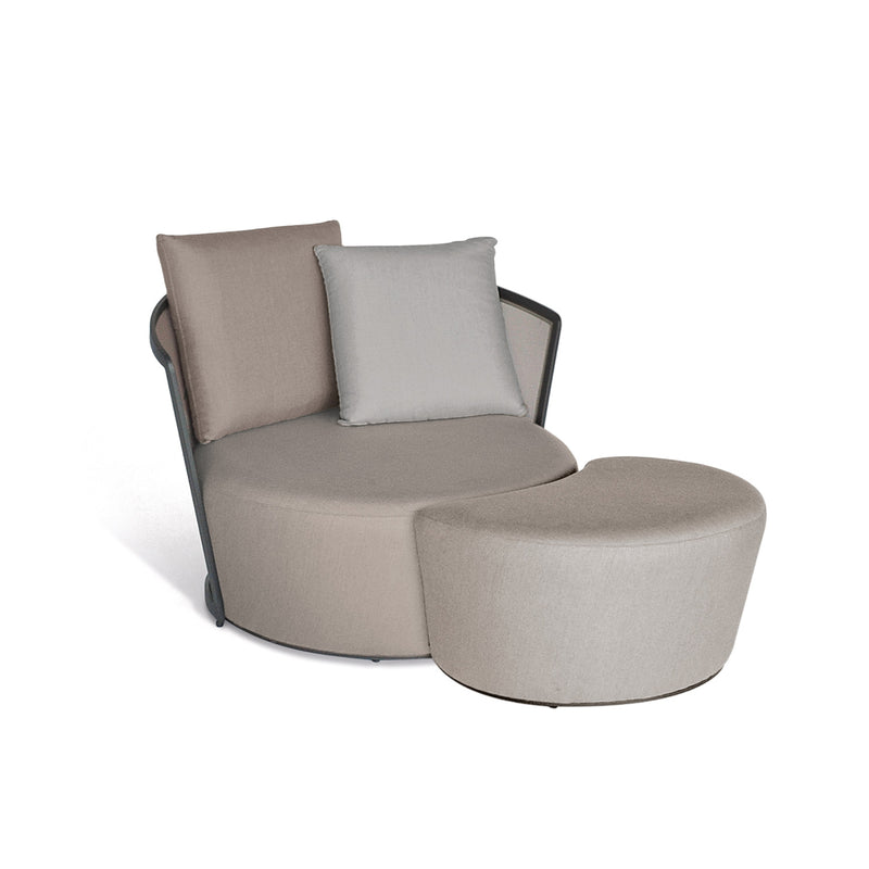CIELO Lounge 2PC Kit/Set SUN LOUNGE Diphano - OSMEN OUTDOOR FURNITURE-Sydney Metro Free Delivery