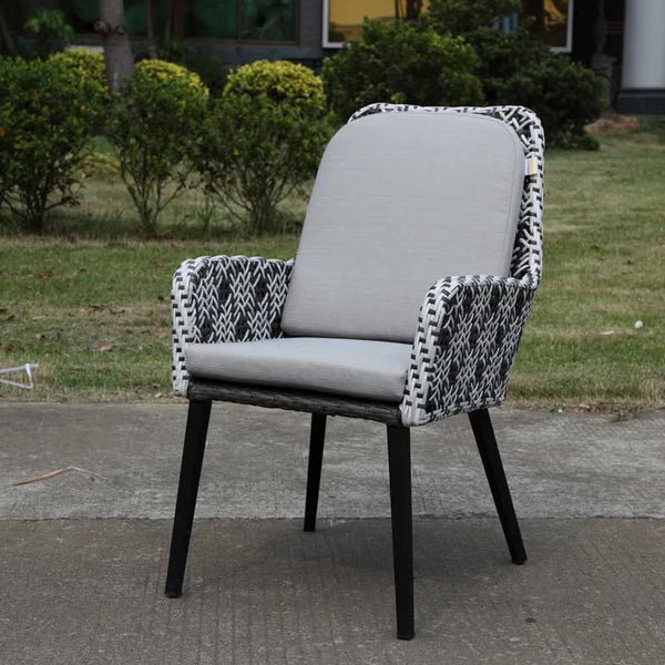 Coppell Carver Chair DINING OSMEN - OSMEN OUTDOOR FURNITURE-Sydney Metro Free Delivery