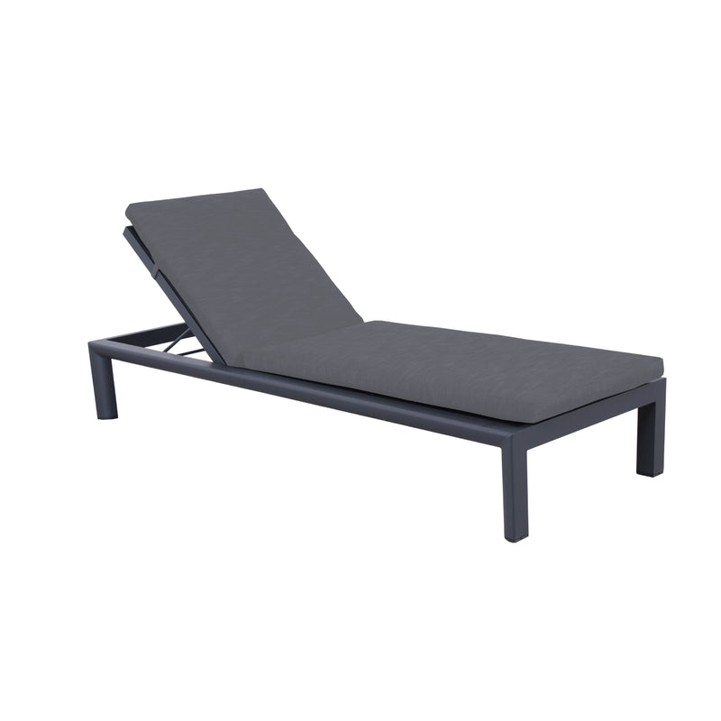 VECHTA SUN LOUNGE SUN LOUNGE GOOD LIVING GLOBAL - OSMEN OUTDOOR FURNITURE-Sydney Metro Free Delivery