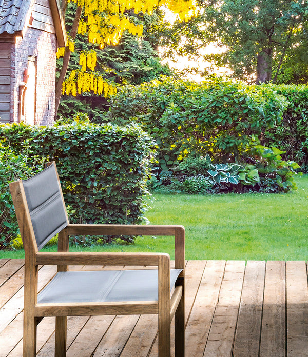 DEL MAR Carver Chair DINING Applebee - OSMEN OUTDOOR FURNITURE-Sydney Metro Free Delivery