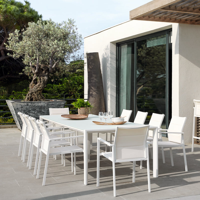 VENICE Extension Table DINING Diphano - OSMEN OUTDOOR FURNITURE-Sydney Metro Free Delivery