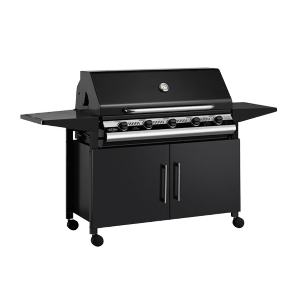 DISCOVERY 1000E 5 BURNER MOBILE BARBEQUE HEATINGANDBBQ Beefeater - OSMEN OUTDOOR FURNITURE-Sydney Metro Free Delivery