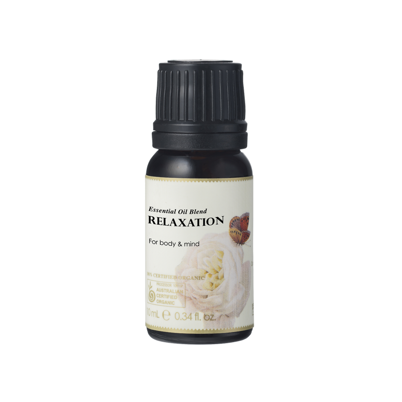 Relaxation Essential Oil Blend OSMEN GIFT Ausganica - OSMEN OUTDOOR FURNITURE-Sydney Metro Free Delivery