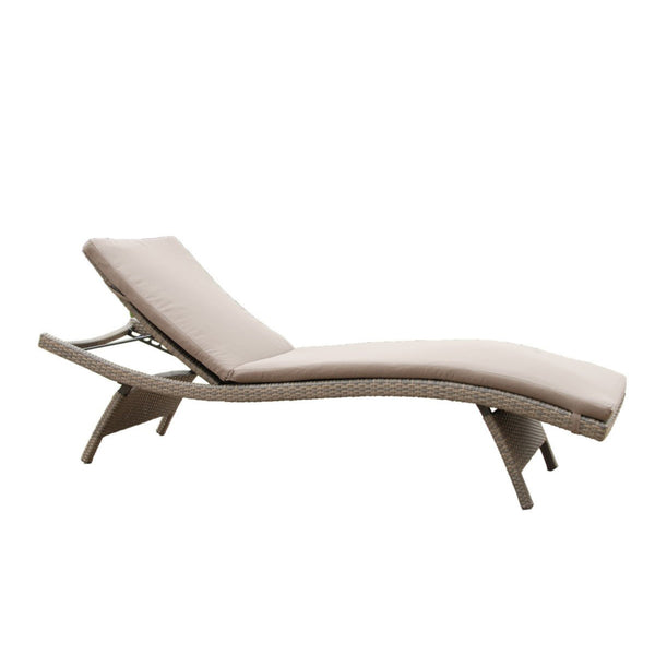 FINALE Sun Lounge - OSMEN OUTDOOR FURNITURE-Sydney Metro Free Delivery