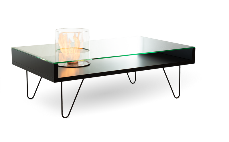 FIRE COFFEE TABLE Heating Planika - OSMEN OUTDOOR FURNITURE-Sydney Metro Free Delivery