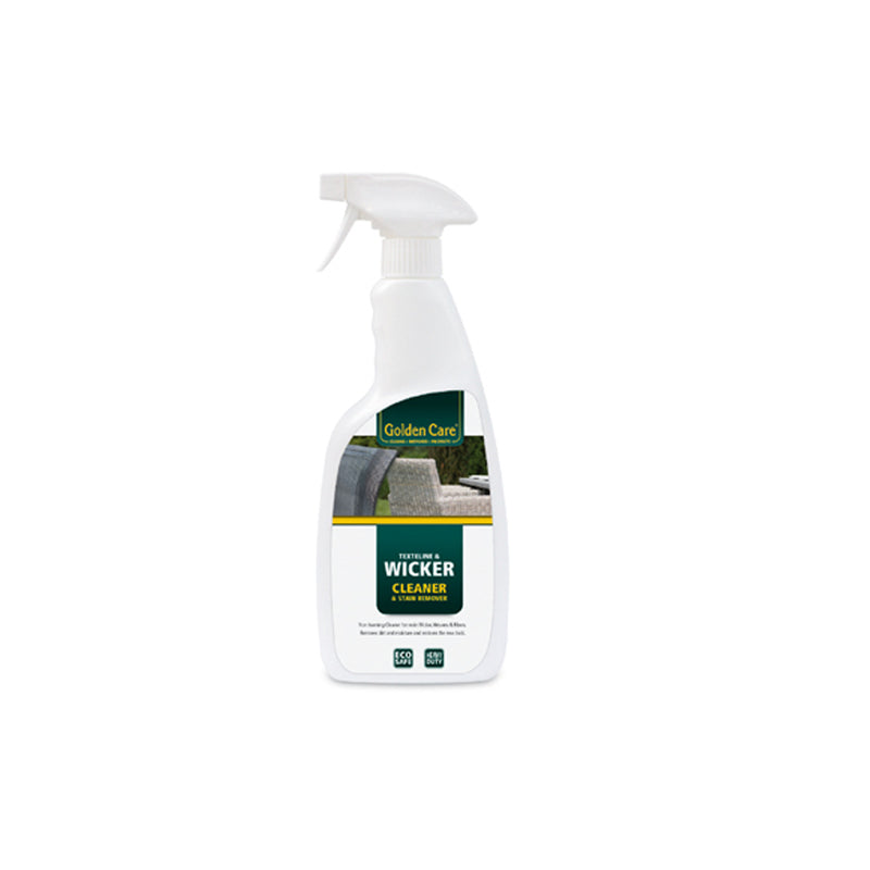 Wicker & Texteline Cleaner CARE AND MAINTENANCE KIT Golden Care - OSMEN OUTDOOR FURNITURE-Sydney Metro Free Delivery