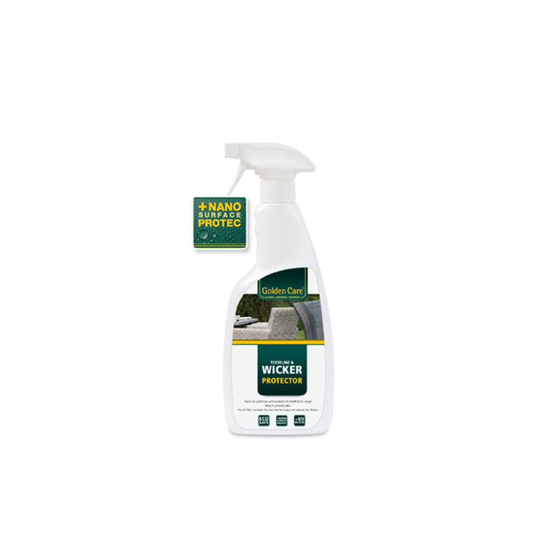 Wicker & Texteline Protector CARE AND MAINTENANCE KIT Golden Care - OSMEN OUTDOOR FURNITURE-Sydney Metro Free Delivery