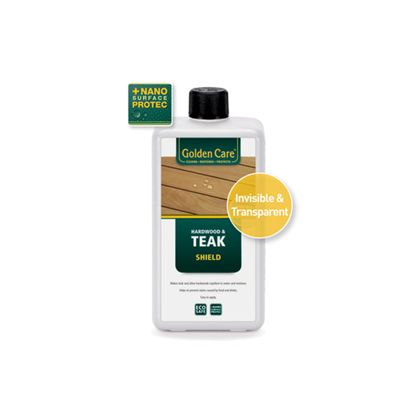 Teak & Hardwood Shield CARE AND MAINTENANCE KIT Golden Care - OSMEN OUTDOOR FURNITURE-Sydney Metro Free Delivery
