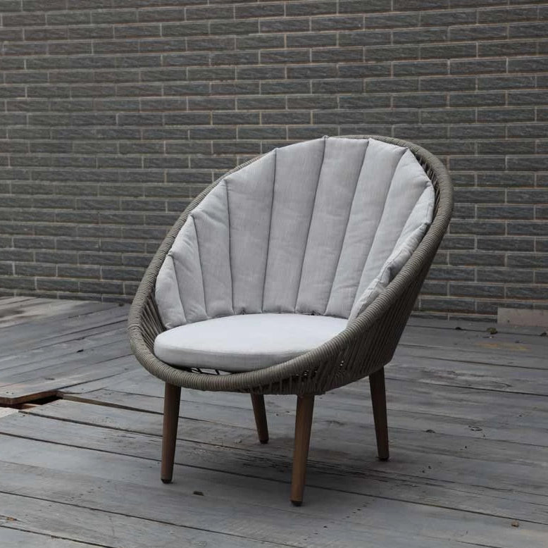 Heiber Lounge Chair Unclassified OSMEN - OSMEN OUTDOOR FURNITURE-Sydney Metro Free Delivery