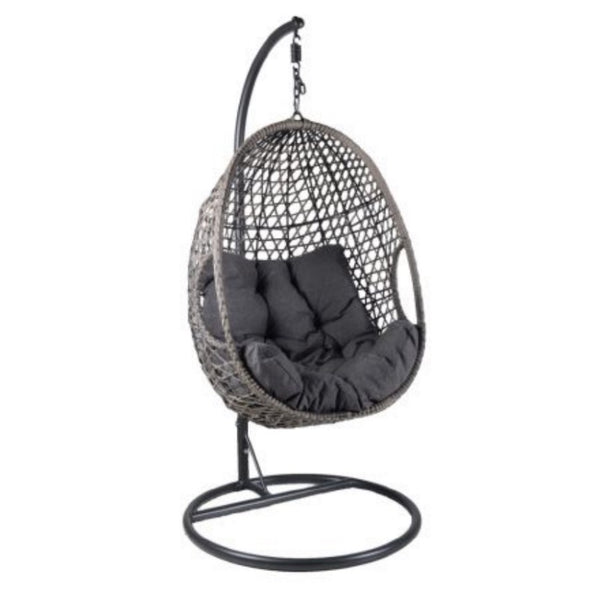 EMMY Hanging Chair HANGING EGG 0 - OSMEN OUTDOOR FURNITURE-Sydney Metro Free Delivery