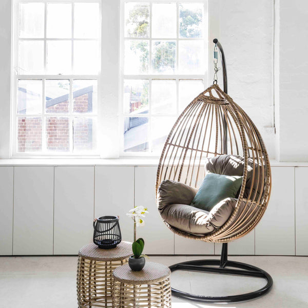 KOALA Hanging Chair HANGING EGG Nest - OSMEN OUTDOOR FURNITURE-Sydney Metro Free Delivery