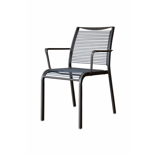 TUNIS Carver Chair DINING Grand Garden - OSMEN OUTDOOR FURNITURE-Sydney Metro Free Delivery