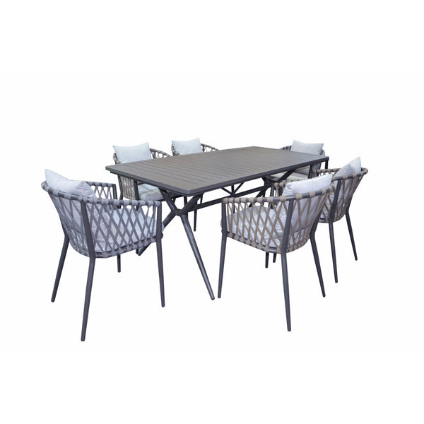 SEATTLE Dining Table DINING Grand Garden - OSMEN OUTDOOR FURNITURE-Sydney Metro Free Delivery