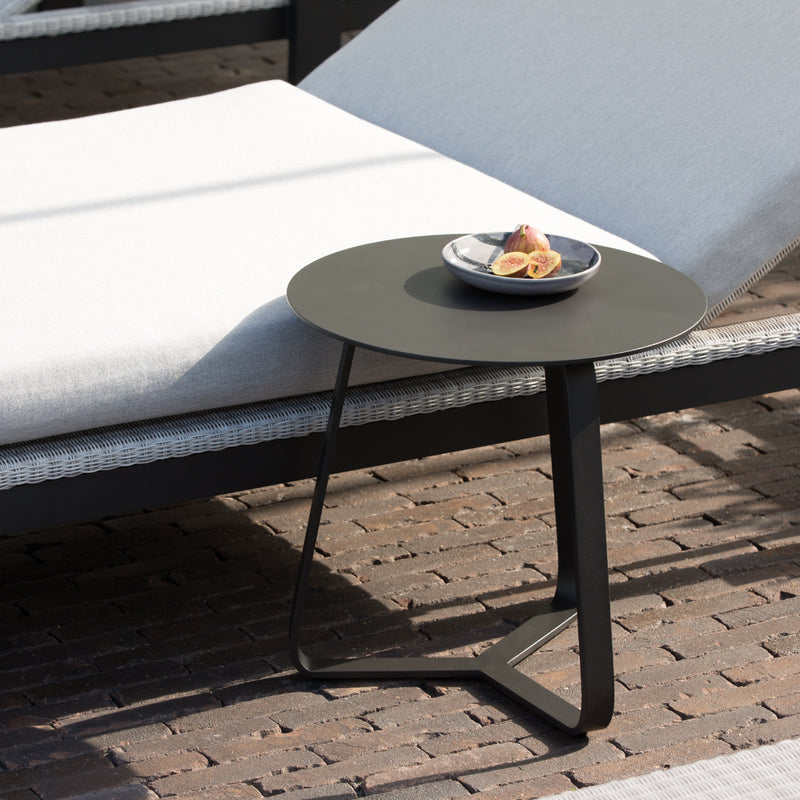 LINK Triangle Side Table SIDE/COFFEE TABLE Diphano - OSMEN OUTDOOR FURNITURE-Sydney Metro Free Delivery