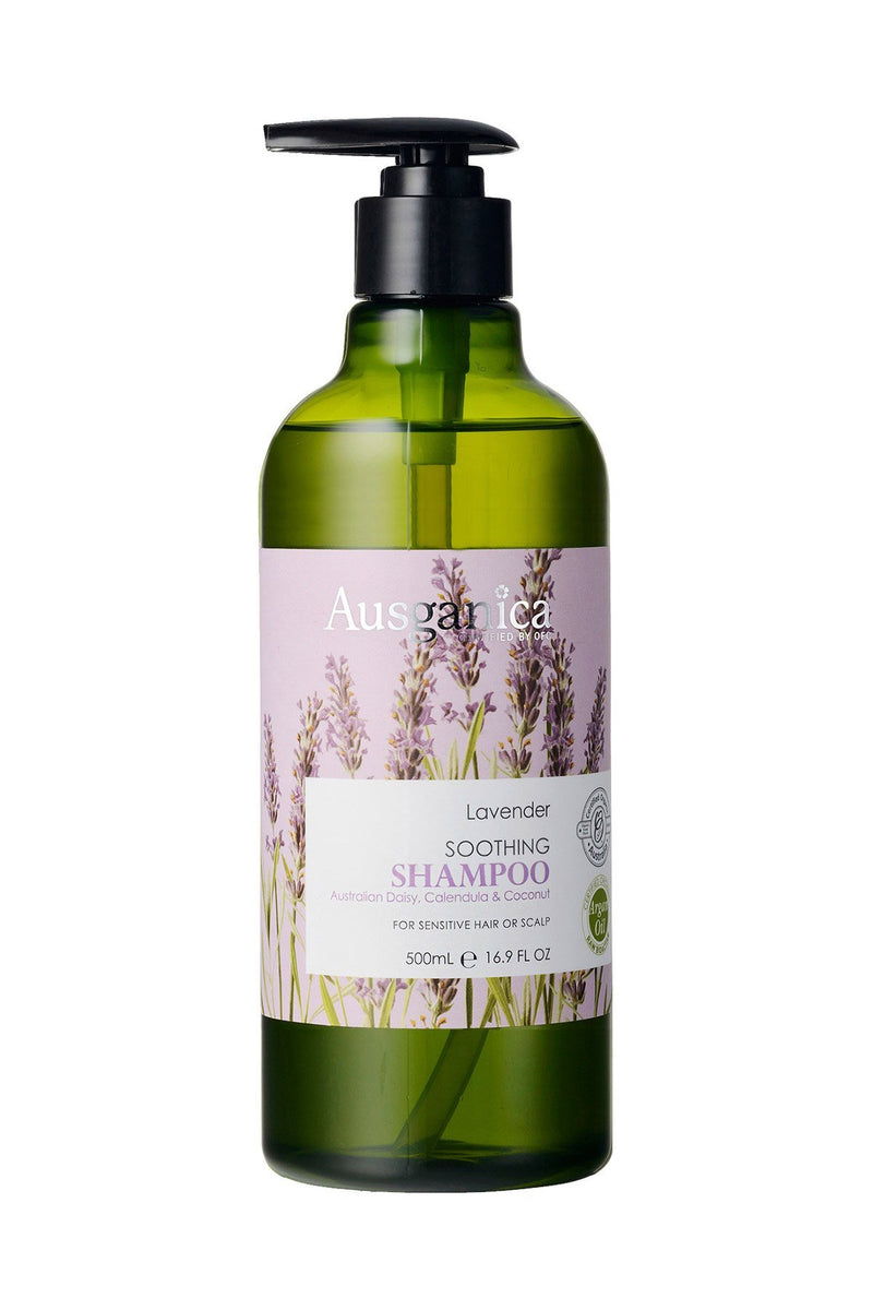 Lavender Soothing Shampoo OSMEN GIFT Ausganica - OSMEN OUTDOOR FURNITURE-Sydney Metro Free Delivery