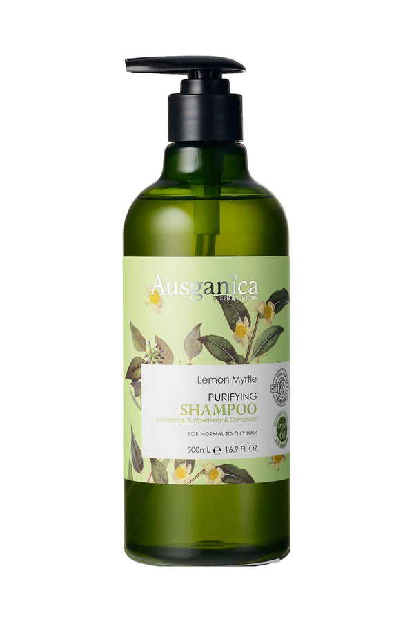 Lemon Myrtle Purifying Shampoo OSMEN GIFT Ausganica - OSMEN OUTDOOR FURNITURE-Sydney Metro Free Delivery