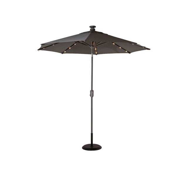 LUMINA Centerpost Umbrella UMBRELLA shelta - OSMEN OUTDOOR FURNITURE-Sydney Metro Free Delivery