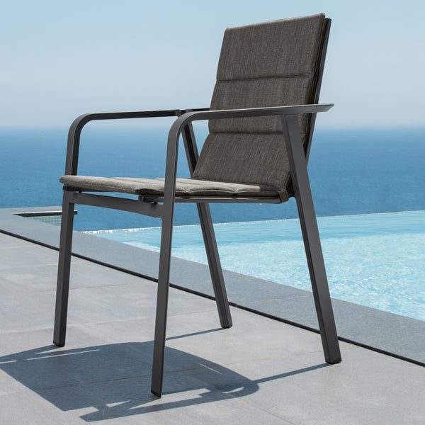 MILO Carver Chair - OSMEN OUTDOOR FURNITURE-Sydney Metro Free Delivery
