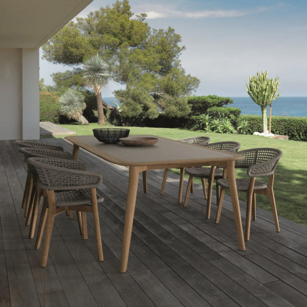 MOON Dining Table - OSMEN OUTDOOR FURNITURE-Sydney Metro Free Delivery