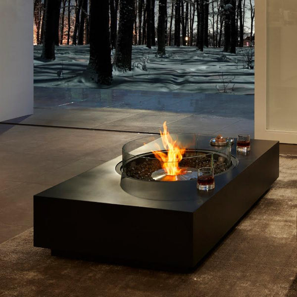 Martini indoor/outdoor fire table - All weather