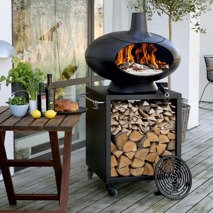 MORSØ TERRA OUTDOOR TABLE HEATINGANDBBQ MORSO - OSMEN OUTDOOR FURNITURE-Sydney Metro Free Delivery