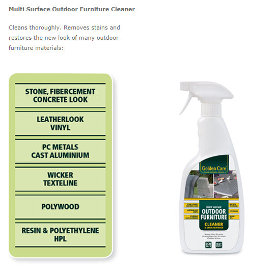 Multi surface Cleaner - Wicker/Fabric/Fiber/Upholstery