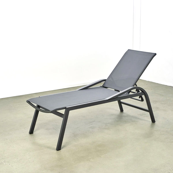 NICE Sun Lounge SUN LOUNGE MELTON CRAFT - OSMEN OUTDOOR FURNITURE-Sydney Metro Free Delivery