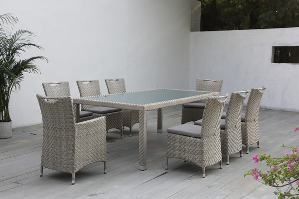 New Edinburgh 9pc Dining Set