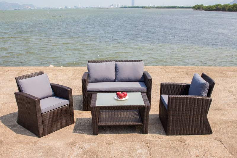 Camry Lounge Kit/Set LOUNGE 0 - OSMEN OUTDOOR FURNITURE-Sydney Metro Free Delivery