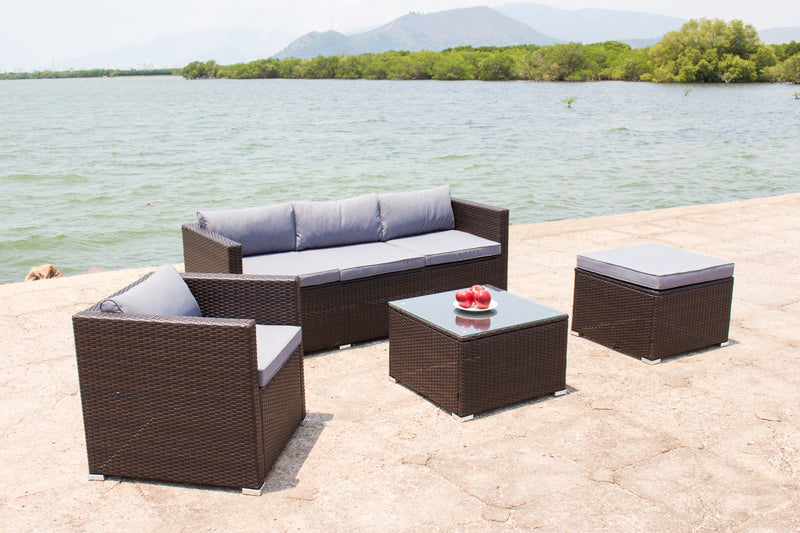 Corolla Lounge Kit/Set LOUNGE 0 - OSMEN OUTDOOR FURNITURE-Sydney Metro Free Delivery