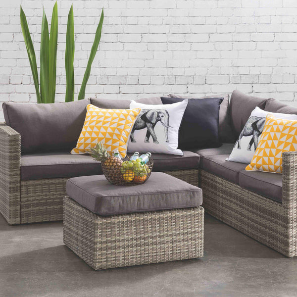 PHILLIP BAY Modular 3PC Kit/Set LOUNGE Nest - OSMEN OUTDOOR FURNITURE-Sydney Metro Free Delivery