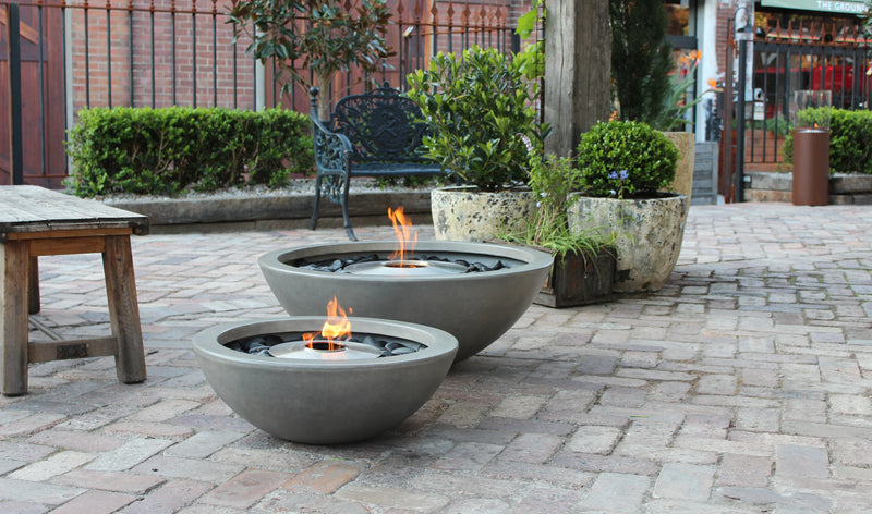 MIX 600 Firepit HEATINGANDBBQ Ecosmart - OSMEN OUTDOOR FURNITURE-Sydney Metro Free Delivery