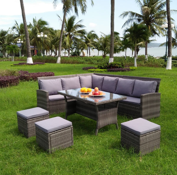 Sienna Modular Kit/Set LOUNGE 0 - OSMEN OUTDOOR FURNITURE-Sydney Metro Free Delivery