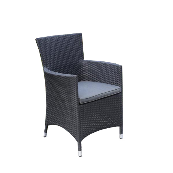 BLACK TOWN Carver Chair DINING Nest - OSMEN OUTDOOR FURNITURE-Sydney Metro Free Delivery