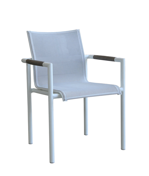 Ballena Carver Chair DINING Les Jardins - OSMEN OUTDOOR FURNITURE-Sydney Metro Free Delivery