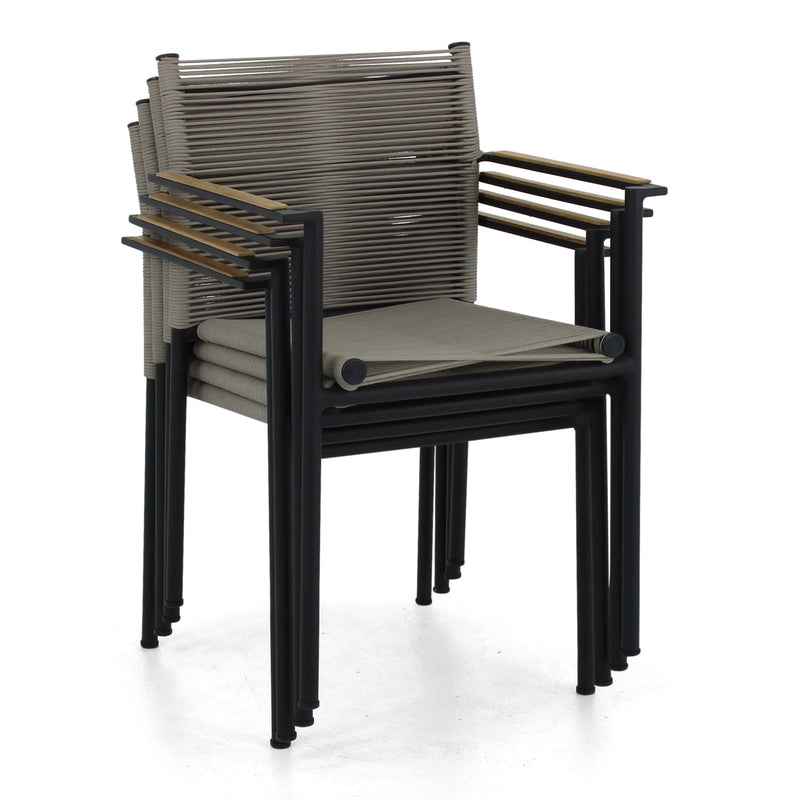 Jakarta Carver Chair DINING Applebee - OSMEN OUTDOOR FURNITURE-Sydney Metro Free Delivery